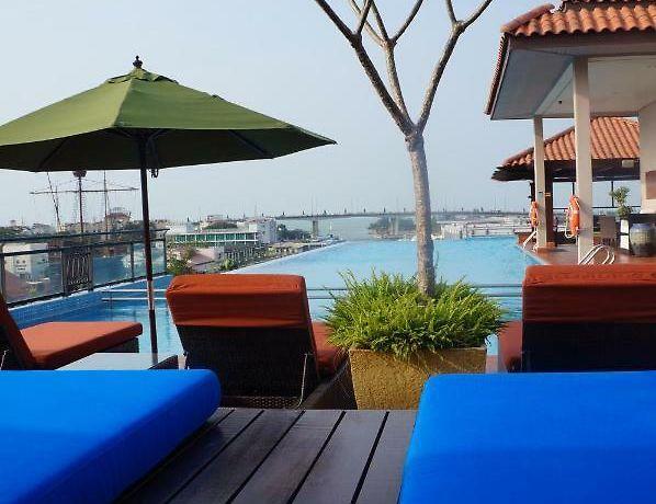 Casa Del Rio Melaka Hotel Malacca Family Accommodation